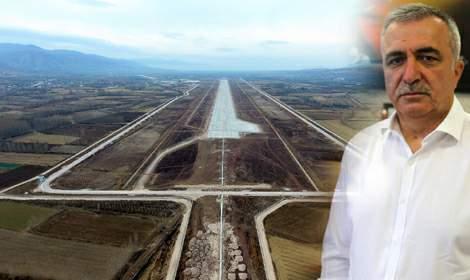 Çelik, 'Tokat Havalimanı'nın açılışı 29 Ekim'e yetişecek mi?'