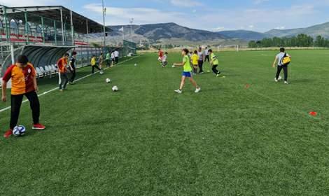 Turhal Yeni Belediye Spor Kulübü hazırlıklarına devam ediyor