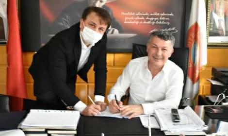 Almus Belediyesi ile Hizmet-İş arasında imzalar atıldı