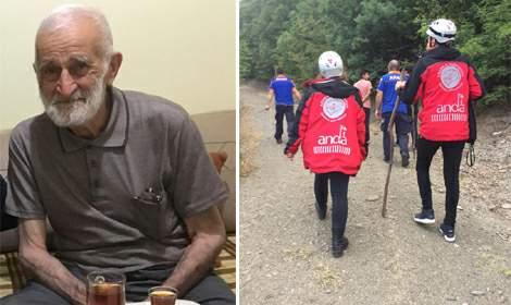 Tokat'ta kayıp Alzheimer hastası aranıyor