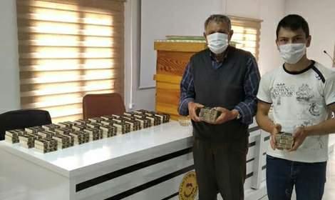Ali Demir, 'Tokat'ta arıcılık marka olacak'