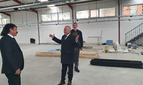 Çevreli'ye 'Ayakkabı Fabrikası' müjdesi