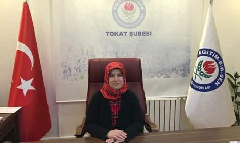 Ayşe Köprülü'den, '10 Ocak Çalışan Gazeteciler Günü' mesajı