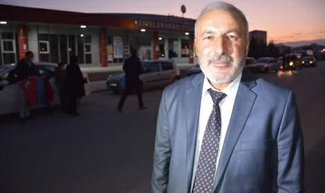 Tokat'ta, Azerbaycan'ın zaferine konvoylu kutlama