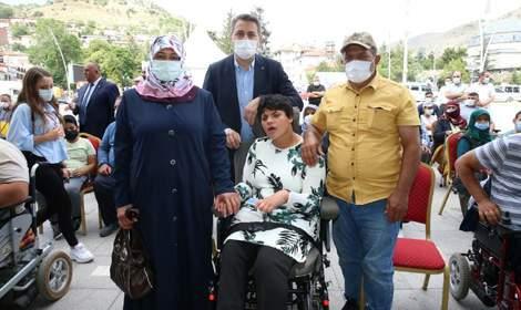 Başkan Eroğlu, 'Tokat, yardım edenler diyarıdır'