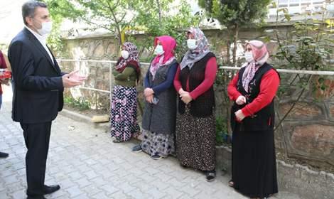 Başkan Eroğlu, 'Her gün bir mahallemizi ziyaret ediyoruz'