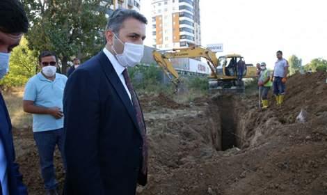 Başkan Eroğlu, 'Altyapı'da rekora koşuyoruz'
