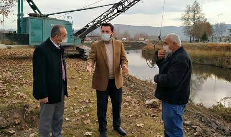 Başkan Bekler'den Turhal'ı geleceğe taşıyacak projeler