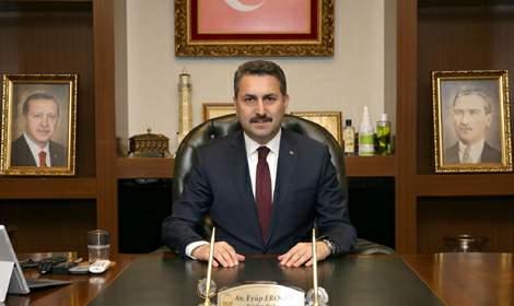 Belediye Başkanı Eyüp Eroğlu'dan Kurban Bayramı mesajı
