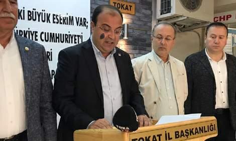 CHP, Basın açıklaması yaptı