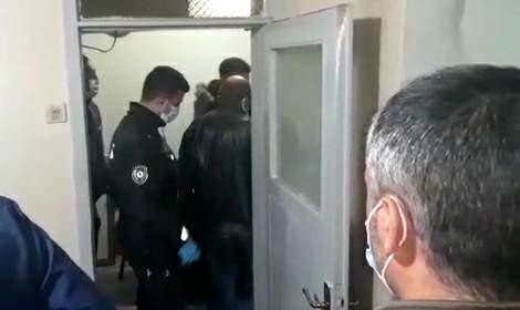 Dernekte kumar oynayan yönetici dahil 9 kişiye 38 bin lira ceza
