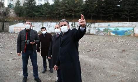 Vali Dr. Ozan Balcı, Eğitim çalışmalarını yerinde inceledi