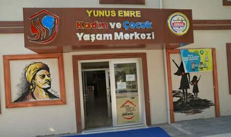 Erbaa'da, Kadın, Çocuk Yaşam Merkezi EBA destek noktası oldu
