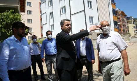 Başkan Eroğlu, 'Halkımızın taleplerini yerine getiriyoruz'