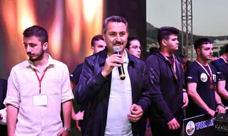 Başkan Eroğlu, 'Tokat'a spor merkezi kazandıracağız'