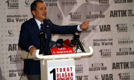 Fatih Erbakan, 'Biz millet anlayışı ile hareket edeceğiz'