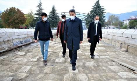 Başkan Eroğlu; 'Tokat'ta her adımda tarihin izlerini görebilirsiniz'
