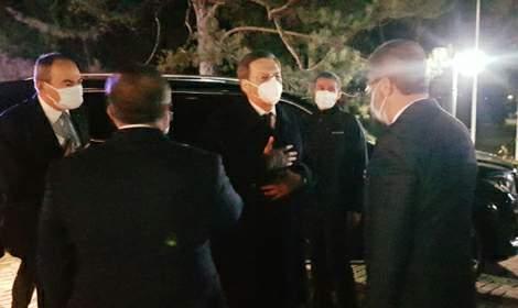 TOBB Başkanı Rıfat Hisarcıklıoğlu'dan Başkan Akay'a ziyaret