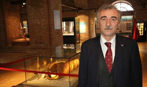 Hitit dönemi sobası 'maltız' müzede sergileniyor