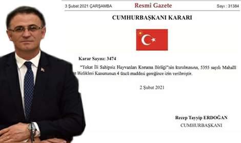 Sahipsiz Hayvanlar İçin Türkiye'de Bir İlk