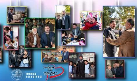 Turhal Belediyesi sosyal  belediyecilikte örnek belediye oldu