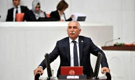 Kadim Durmaz, Hamam ve saunalarla ilgili önerge verdi
