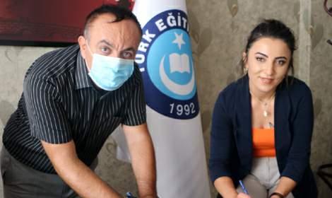 Kamu Sen, ile Ebru Karnak Güzellik Merkezi anlaşma imzaladı