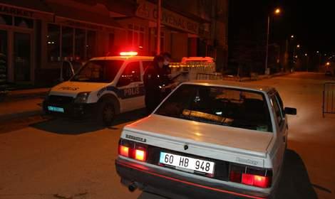 Tokat'ta 2 mahalle, 1 köy ve 1 beldede 10 günlük karantina başladı