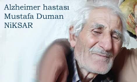 Tokat'ta, kayıp Alzheimer hastası aranıyor