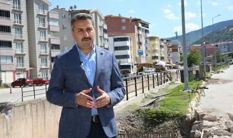 Başkan Eroğlu, 'Kemer köprü mevkisi yeni cazibe alanı oluyor'
