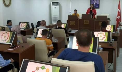 Niksar Belediyesi'nde kişisel verilerin korunması eğitimi