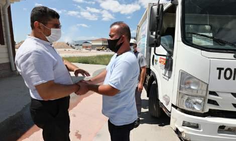 Tokat Belediyesi ekipleri, Kastamonu'ya desteğe gitti