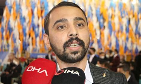 CHP'nin Tokat Gençlik Kolları eski Başkanı AK Parti'ye katıldı