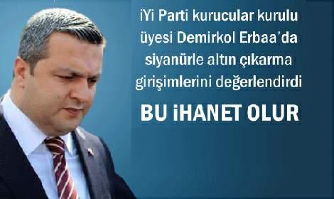 Fatih Demirkol, 'Bu lanetli bir iş'