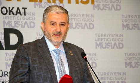 MÜSİAD Başkanı Kaan, 'Gelecekte devletler değil, şehirler yarışacak'