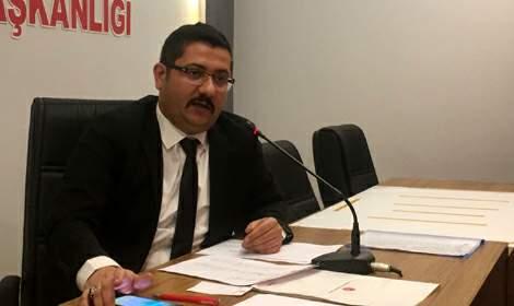 MHP İl Başkanı İpek, 'Yandık, kül olduk neredesiniz?'