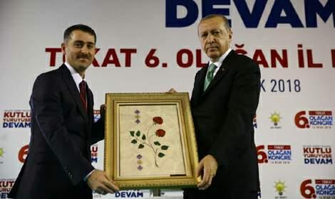 Metin Polat AKP İl Başkanlığı seçiminde aday olmayacağını açıkladı
