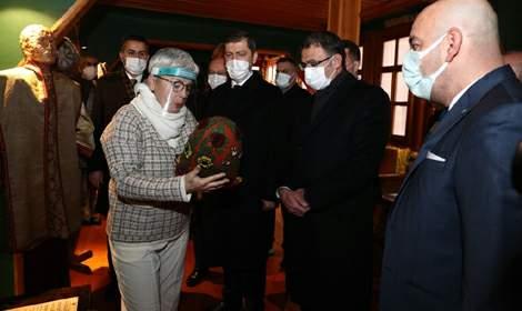 'Ecdadımızın İzlerini Yaşatmak İçin Kurulan Müzemiz Hayırlı Olsun'