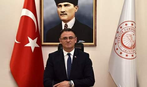 Vali Ozan Balcı'dan, '24 Kasım Öğretmenler Günü' mesajı