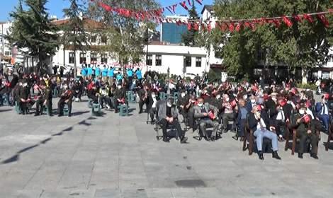 Sakarya Meydan Muharebesi'nin 100'üncü yılına bandolu kutlama