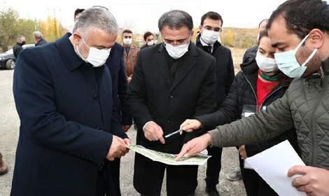 'Sulusaray Kaplıcaları Türkiye'nin Şifa Merkezi Olacak'