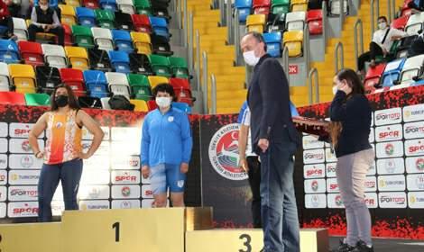 Spor Tokat'ın atletlerinden tarihi başarı
