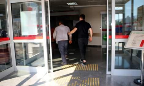Tokat'ta acemi kasaplar kendilerini yaraladı
