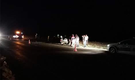 Tokat'ta iki otomobil çarpıştı: 6 yaralı