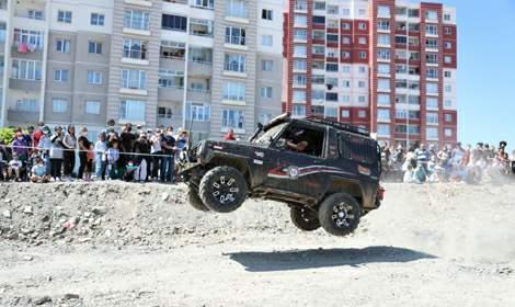 Tokat'ta Off-Road şenliği düzenlendi