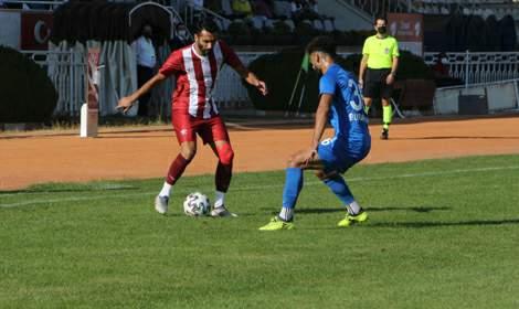 Tokatspor - Erbaaspor: 1-2 (Ziraat Türkiye Kupası)