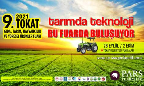 28 Eylül /2 Ekim tarihleri arası tarımın kalbi Tokat'ta atacak