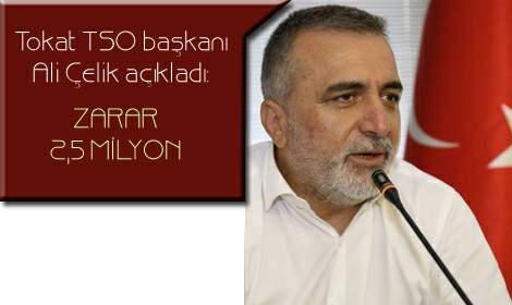 TSO Başkanı Çelik; 'Önceki yönetimin TSO üyelerine özür borcu var'