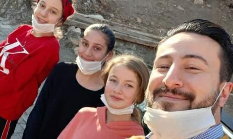 Tokat Uğrak Köyü'nde iyiliği paylaştılar