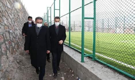 Tokat'a Kazandırılan Spor Yatırımları Memnuniyet Verici